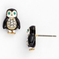 Juicy Couture Penguin Stud Earrings | Nordstrom