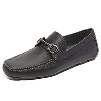 Salvatore Ferragamo Men's Parigi Bit Driver Shoes