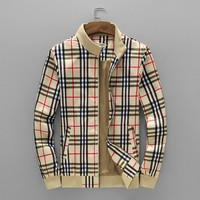 Burberry 2018 autumn and winter new high-end casual men's jacket