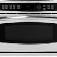 "GE PSB1001NSS Profile Advantium 27"" Stainless Steel Electric Single Wall Oven - Convection"
