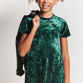Girls Velvet Dress (Kids)