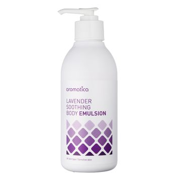 Lavender Soothing Body Emulsion