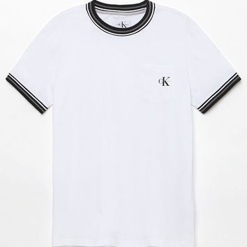 Calvin Klein Icon Sport Pocket Ringer T-Shirt at PacSun.com