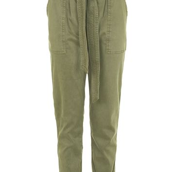 Paperbag Utility Trousers