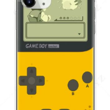 Old School Game Boy Style Silicone Protective Iphone Case