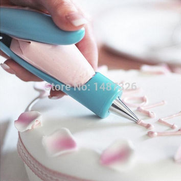 Dessert Decorators DIY Cream Cake Making Flowers Crowded Mouth Icing Nozzles Pastry Bag Decorating Tip Sets Tools