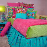 Bright Bouquet Bedding