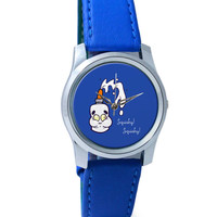 Squishy Squishy Character Design Wrist Watch