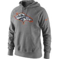 Nike Fly Over (NFL Broncos) Men's Hoodie