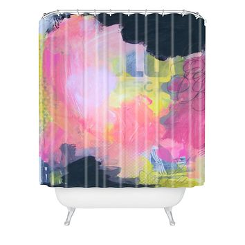 Natalie Baca Stolen Dream Shower Curtain