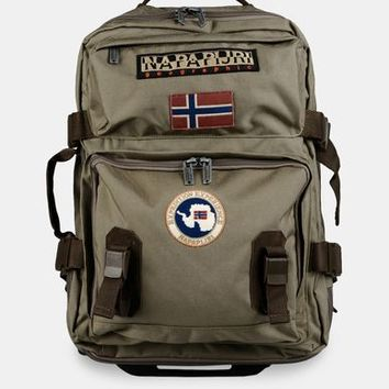 POLAR CABIN TROLLEY - Wheeled Luggage Men - Napapijri Official Online Store