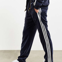adidas Velour Superstar Track Pant - Urban Outfitters