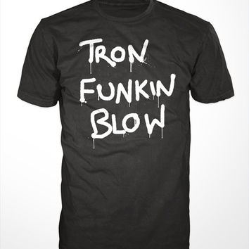 Fubar Movie T-Shirt - tron funkin blow funny fubar 90's movie tee shirt mens gift dean and terry just give'r