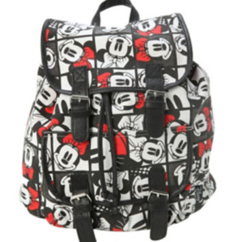 Disney Minnie Mouse Slouch Backpack