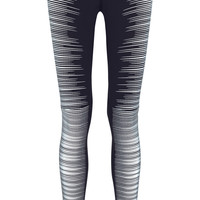 Nike - Printed Reflective stretch-jersey leggings