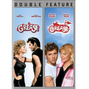 Walmart: Grease / Grease 2 (Widescreen)