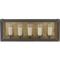 Luz Wall Mount Candle Holder