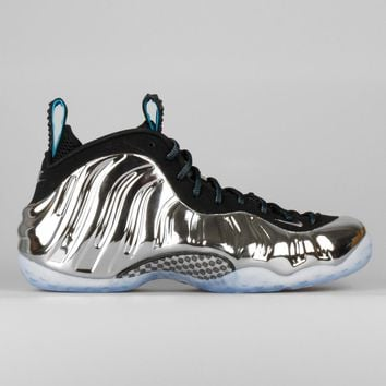 AUGUAU NIke Air Foamposite One AS QS Chromeposite Mirror