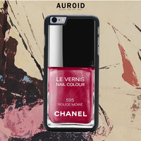 Chanel Nail Polish Rouge Moire IPhone 6S Plus Case Auroid
