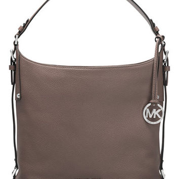 f79adb886f9334 MICHAEL Michael Kors Bedford Belted Large Shoulder Bag - Handbags &  Accessories - Macy's