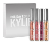 FULL-SIZE 4PC HOLIDAY KIT | MATTE LIQUID LIPSTICKS & GLOSS