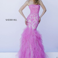 Sherri Hill - 11263 - Prom Dress - Prom Gown - 11263