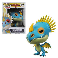 HOW TO TRAIN YOUR DRAGON 2 STORMFLY POP!