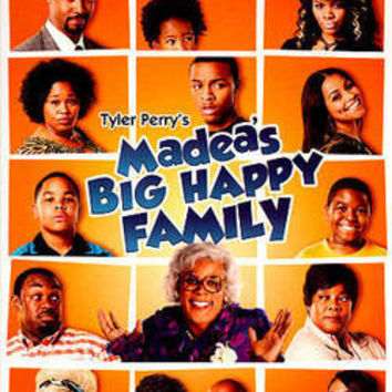 Tyler Perry's Madea's Big Happy Family: Tyler Perry: 031398140948: