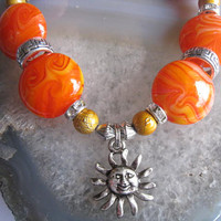 "Apollo Immortals Bracelet (6)   6"", Greek God of the Sun, Greek Mythology, Immortals Collection, unique visions by jen"