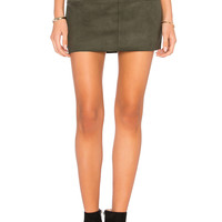 Bailey 44 Whistle While You Work Skirt in Olive