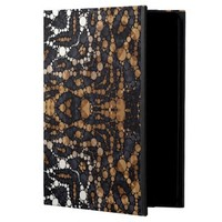 Animal Print Abstract Case For iPad Air
