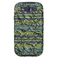 crumpled abstract pattern galaxy s3 case