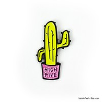 HIGH FIVE // ENAMEL PIN