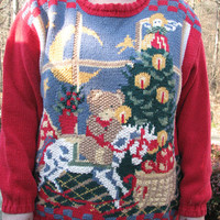 christmas sweater, tacky christmas sweater, tacky christmas sweater party, tacky sweater party, winter sweater, christmas, christmas clothes