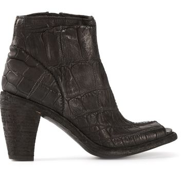 Isaac Sellam Experience Ankle Boots