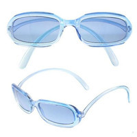Cool Shades - Sunglasses with Blue Lenses