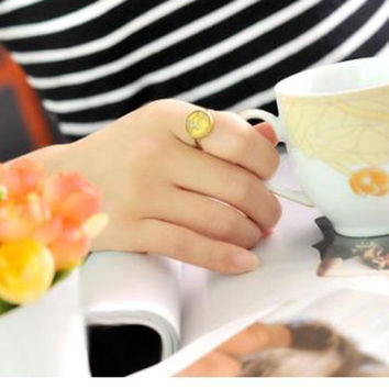 Gift Stylish Jewelry Shiny New Arrival Accessory Vintage World Map Ring [6586421831]