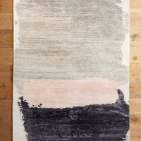 Painted Palette Rug by Anthropologie