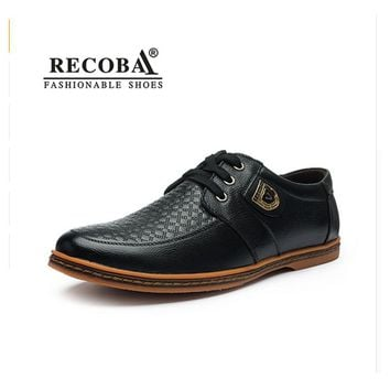 Fashion New Men shoes casual luxury shoes