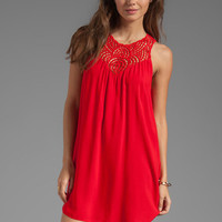 Jen's Pirate Booty Joy Mini Dress in Red from REVOLVEclothing.com