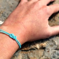 Guest Post: DIY Climbing Knot Bracelet - Free People Blog