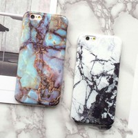 Fashion Cover Phone Case For iPhone 7 For iPhone 6 6S 7 Plus