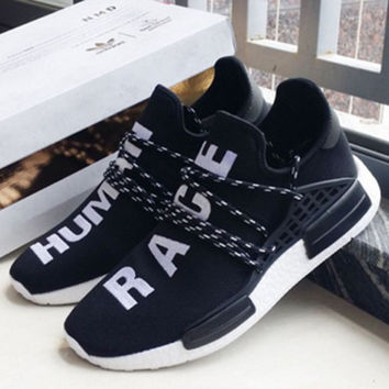 Adidas NMD Women Leisure Breathable Popular Sneakers Running Sport Shoes