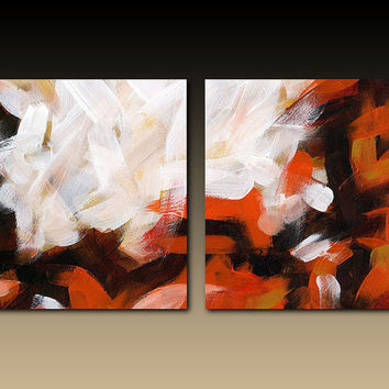 Large giclee on canvas with gallery wrap 24x48 by FinnellFineArt