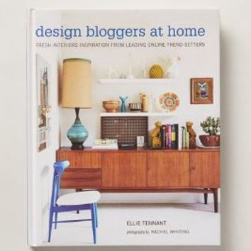 Design Bloggers At Home by Anthropologie Multi One Size Books
