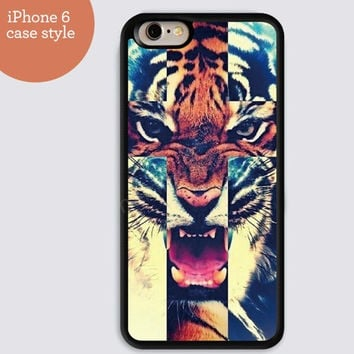 iphone 6 cover,cross Tiger colorful iphone 6 plus,Feather IPhone 4,4s case,color IPhone 5s,vivid IPhone 5c,IPhone 5 case Waterproof 317