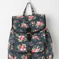 Urban Outfitters - Deux Lux Floral Dot Backpack