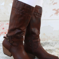Izzy Tall Boot By XOXO