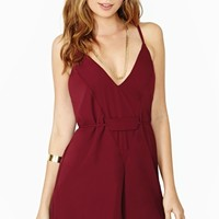 Nasty Gal Summer Love Romper