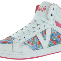 Volatile Slammin Women's Floral High Top Sneakers Shoes